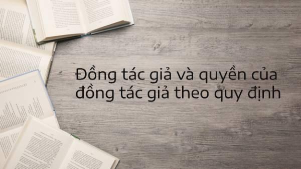 Dong-tac-gia-va-quyen-cua-dong-tac-gia-theo-quy-dinh