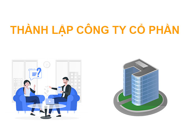 Thanh Lap Cong Ty Co Phan