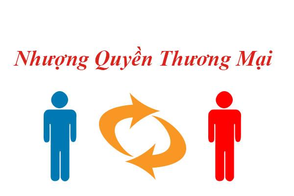 Nhuong Quyen Thuong Mai La Gi