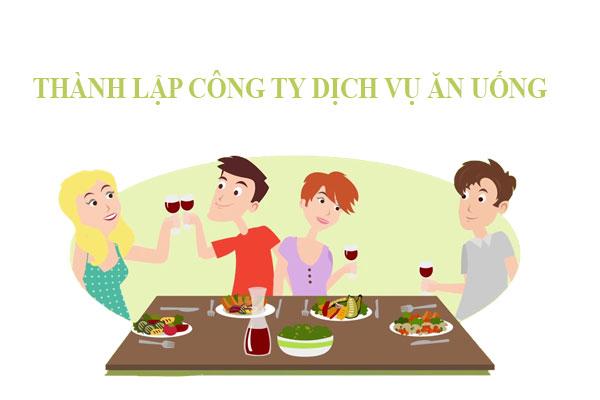 Thanh Lap Cong Ty Dich Vu An Uong