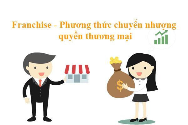 Franchise Phuong Thuc Chuyen Nhuong Quyen Thuong Mai