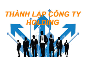 Thanh Lap Cong Ty Holding
