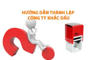 Huong Dan Thanh Lap Cong Ty Khac Dau