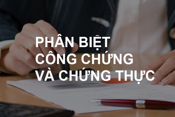 Cong Chung Va Chung Thuc Duoi Goc Do So Sanh
