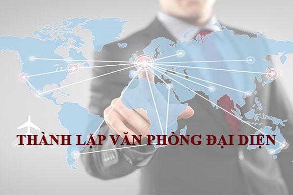 Thanh Lap Van Phong Dai Dien