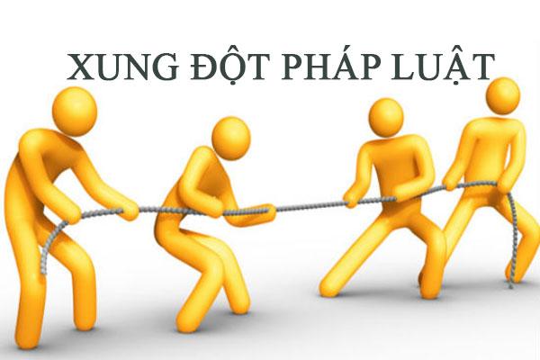 Xung Dot Phap Luat