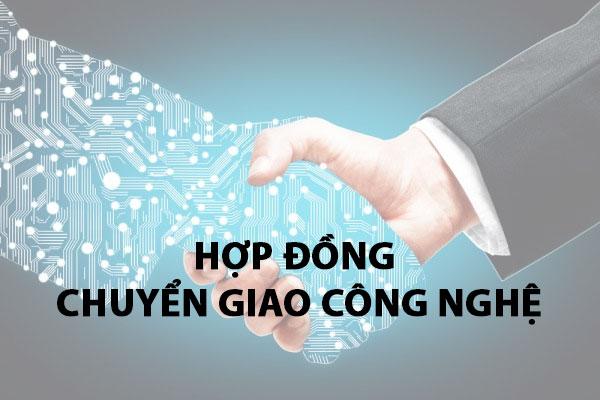 Hop Dong Chuyen Giao Cong Nghe