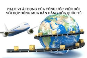 Pham Vi Ap Dung Cua Cong Uoc Vien Doi Voi Hop Dong Mua Ban Hang Hoa Quoc Te